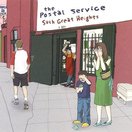 The Postal Service - Such Great Heights (Such Great Heights EP)