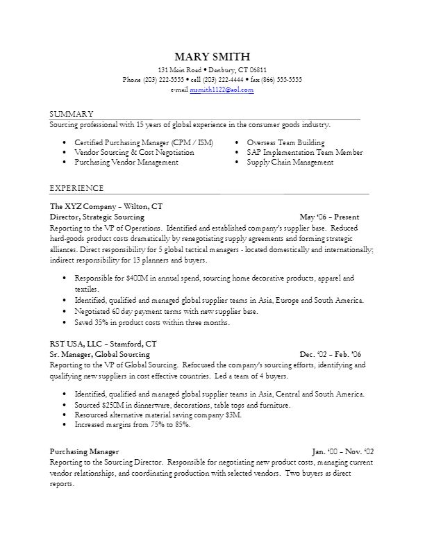 8 best Resume Writing Tips images on Pinterest Pdf, Carrera and - supply chain resumes
