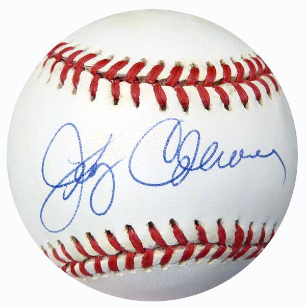 Jerry Coleman Autographed Official AL Baseball Yankees PSA/DNA #AC23173