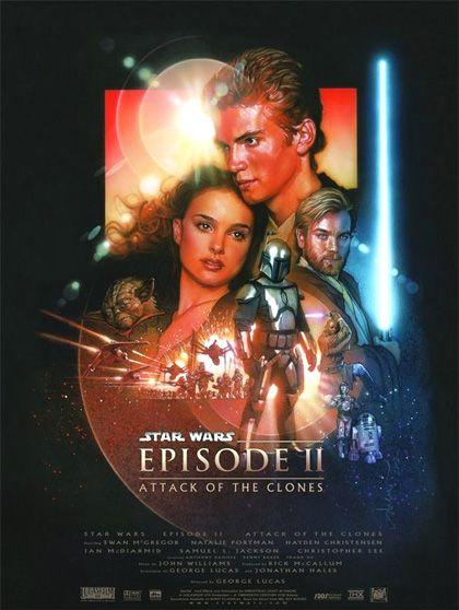 Star Wars: L'attacco dei cloni - 2002