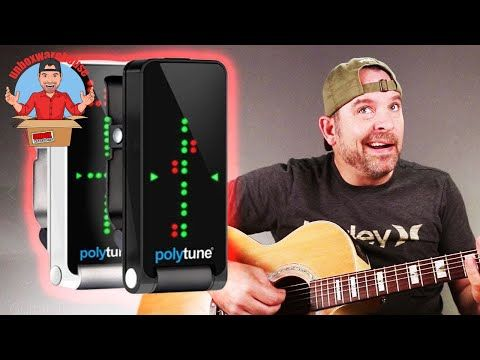 Tune All Your Strings at Once!  Polyphonic Tuning. TC electronic guitar tunings review https://youtube.com/watch?v=31_ldpC5SFA