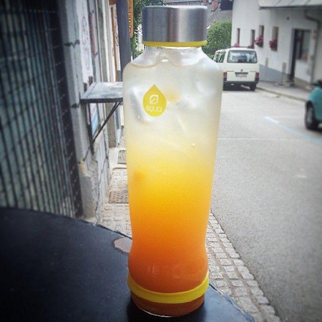 Drink up! #equa  , so cool!