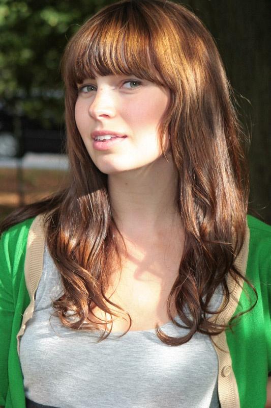 Marit Larsen ... Inspiration for the female protagonist, Elin.