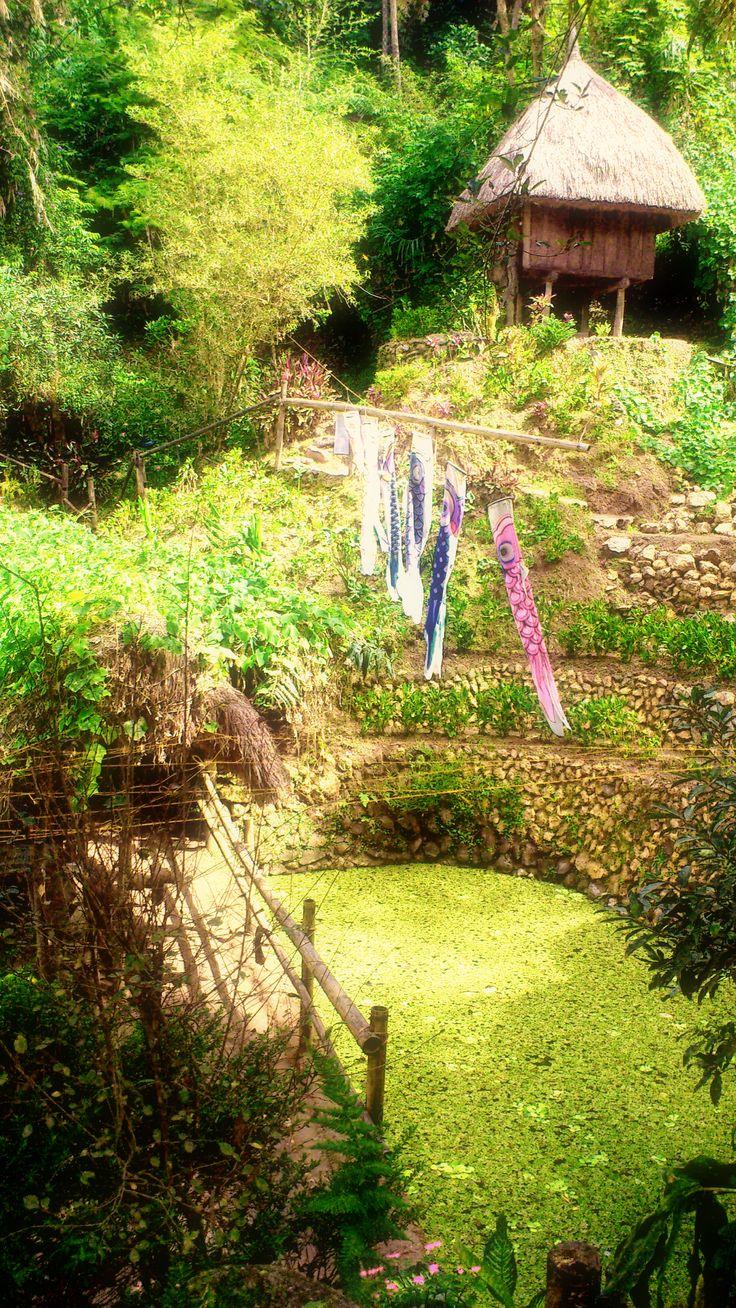 Tam-awan Heritage Village, Baguio