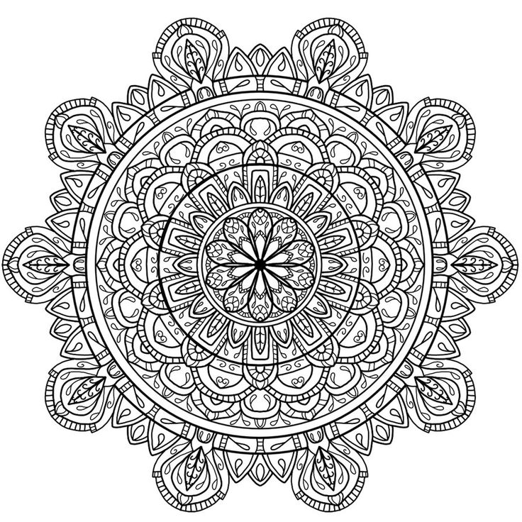 find this pin and more on advanced coloring pages mandalas by marilynleese