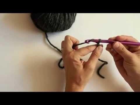Tuto pour démarrer le crochet : maille serrée (schéma + vidéo + exemples d'utilisation)