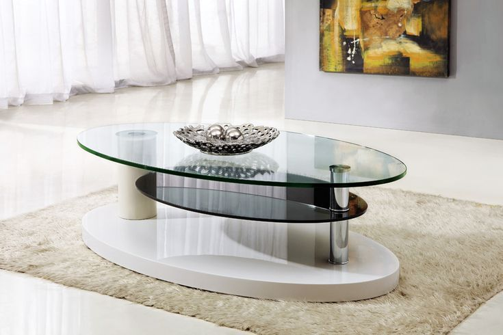 The Contemporary Coffee Tables For Different Living Nuances