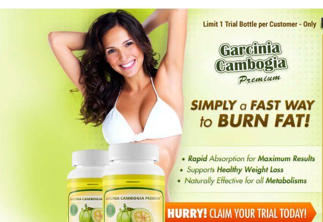 Get FREE Garcinia Cambogia Bottle!