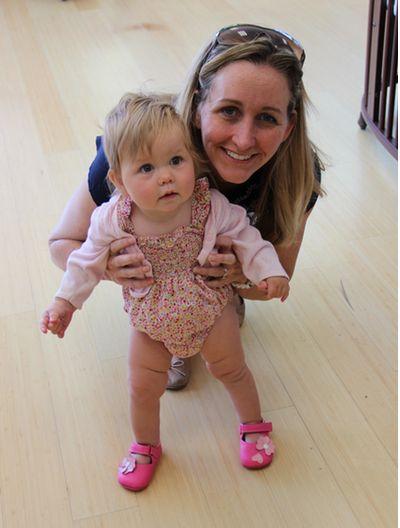 best infant/toddler shoes for proper gait