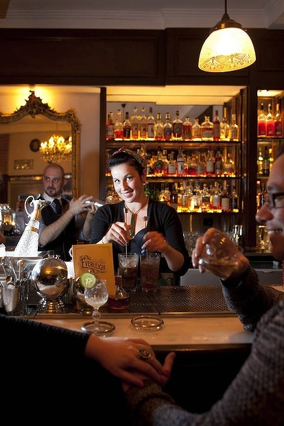 The Everleigh in Gertrude Street, Fitzroy, winner of the 2012 Bar of the Year.