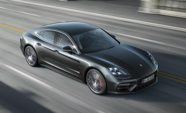 -Of the few criticisms leveled at the 2010–2016 Porsche Panamera, the only one with any substance was a disdain for its baggy butt. The original four-door Porsche hatchback charged hard, scythed through curves, and swallowed highway miles whole—all while appearing to wear a loaded diaper. READ MORE ››- http://feedproxy.google.com/~r/caranddriver/blog/~3/HmaT46lRrwU/2017-porsche-panamera-first-drive-review?utm_source=rss&utm_medium=synergetic&utm_campaign=RSS