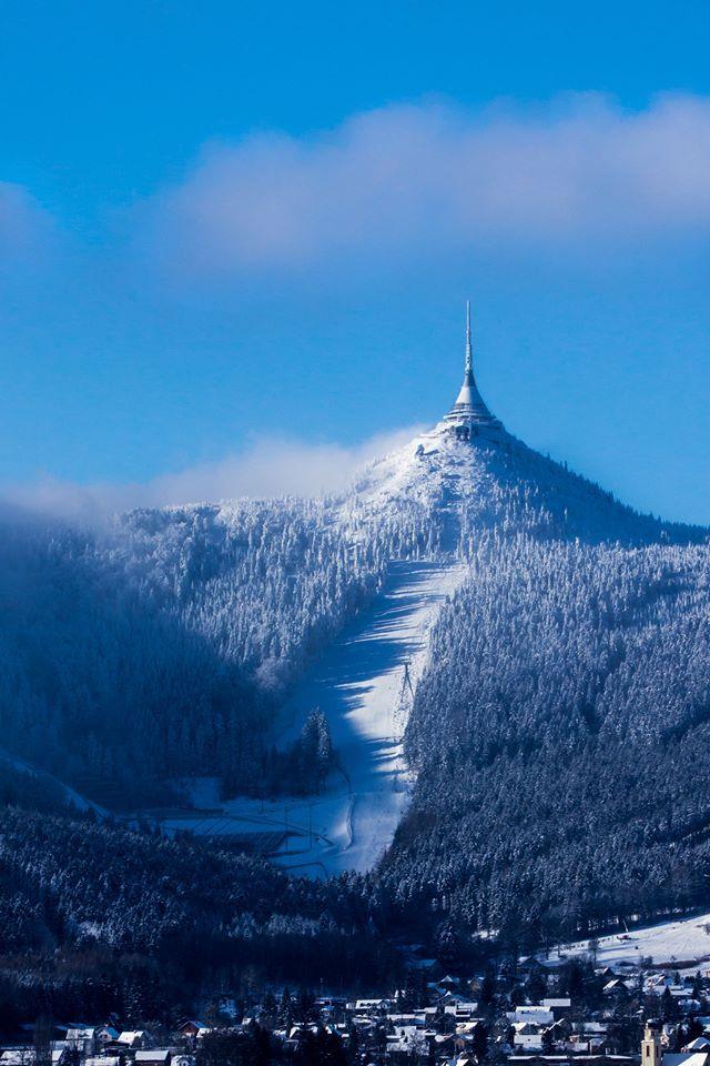 An amazing winter experience... A photo by Vojtech Prihoda