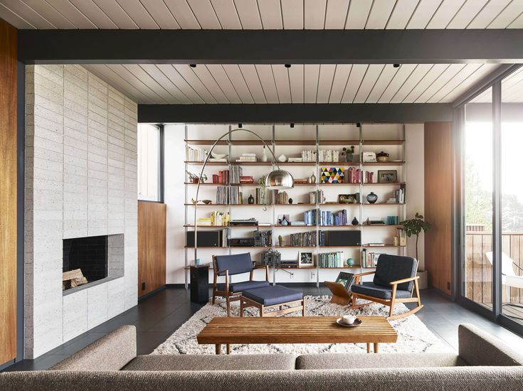 See the careful transformation of a midcentury eichler in san francisco dwell