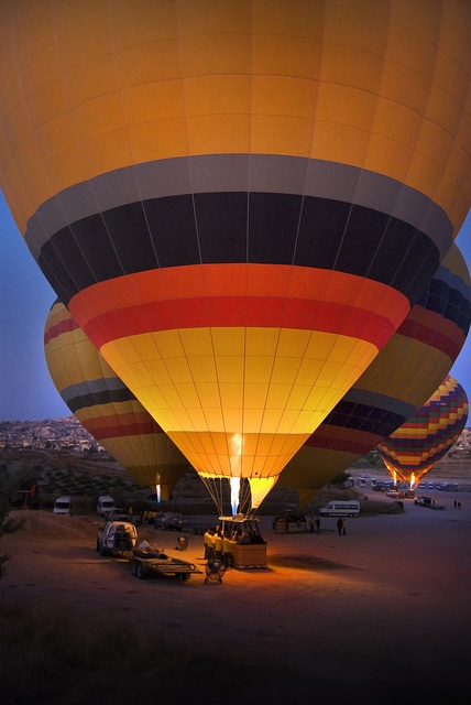 Hot Air Ballooning in Turkey is the best! #travel