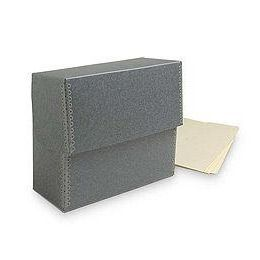 Letter-Size Archival File Storage Box & Files Two sizes