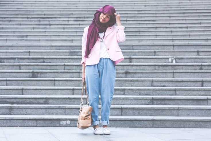 The Casual Blazer - Rouge & Ruche by Liyana