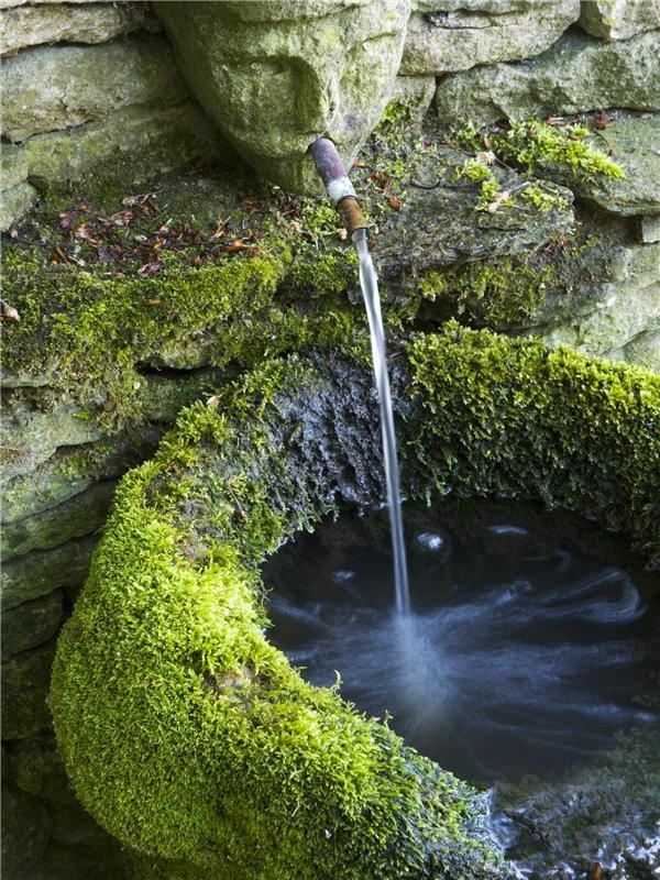 """""""If there is magic on this planet, it is contained in water."""" ~ Loran Eisley   (Trench Hill  Sheepscombe,  Gloucestershire)"""