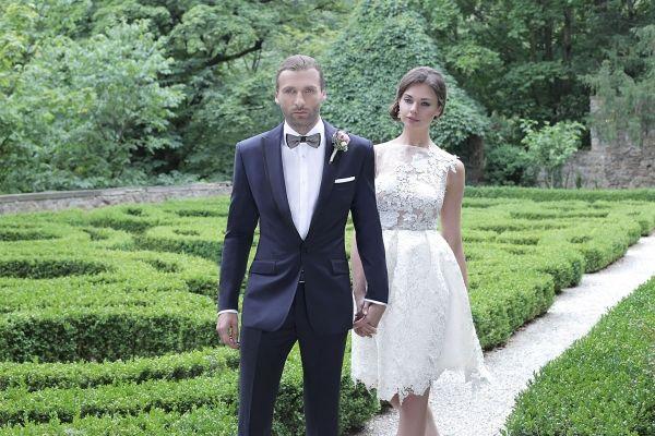 Wyjątkowy garnitur na ślub – jaki wybrać? - Ślub Na Głowie