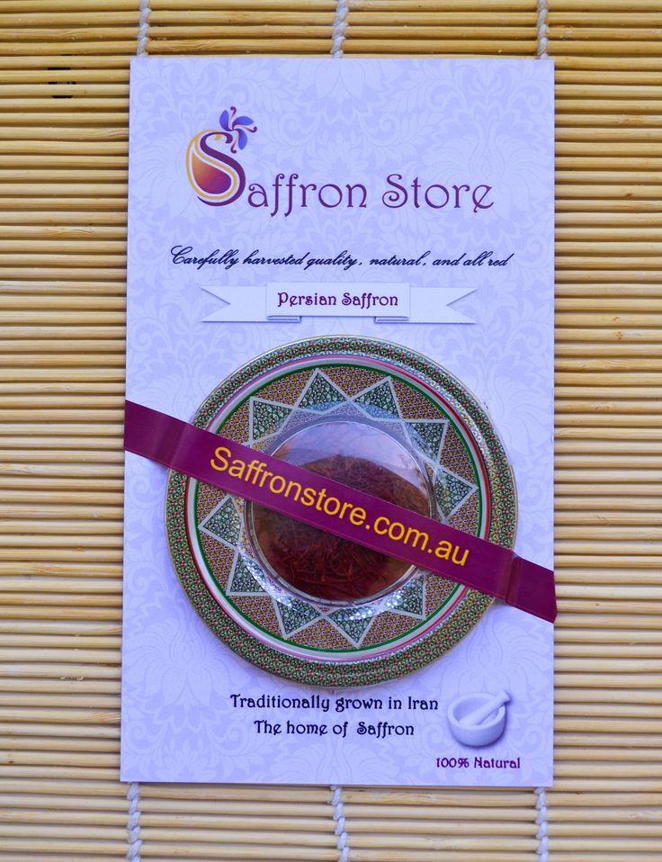 Saffron Store Khatam- 2g   Saffron