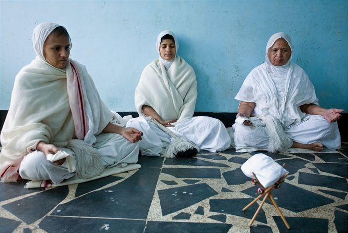 Jain meditation - Jainism - Wikipedia, the free encyclopedia