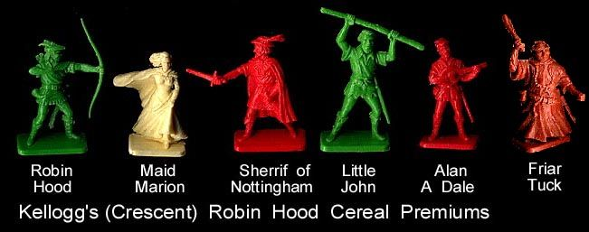TOY SOLDIER HQ INC<P> CRESCENT & KELLOGGS TOY SOLDIERS AND ITEMS ...
