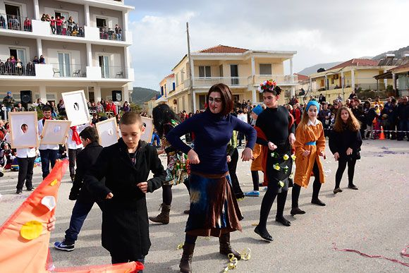 Carnival on Ithaca Island Greece 2015 - Page 2