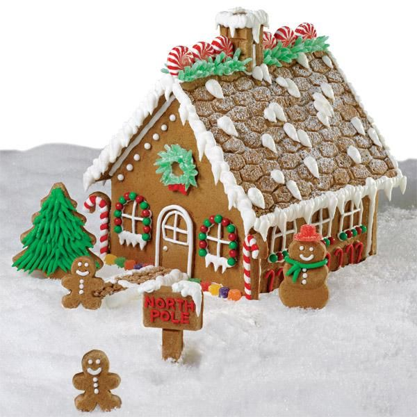 christmas ginger bread house - Google Search