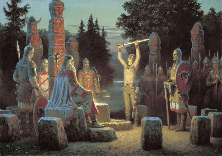 3. Древние славяне не были язычниками.