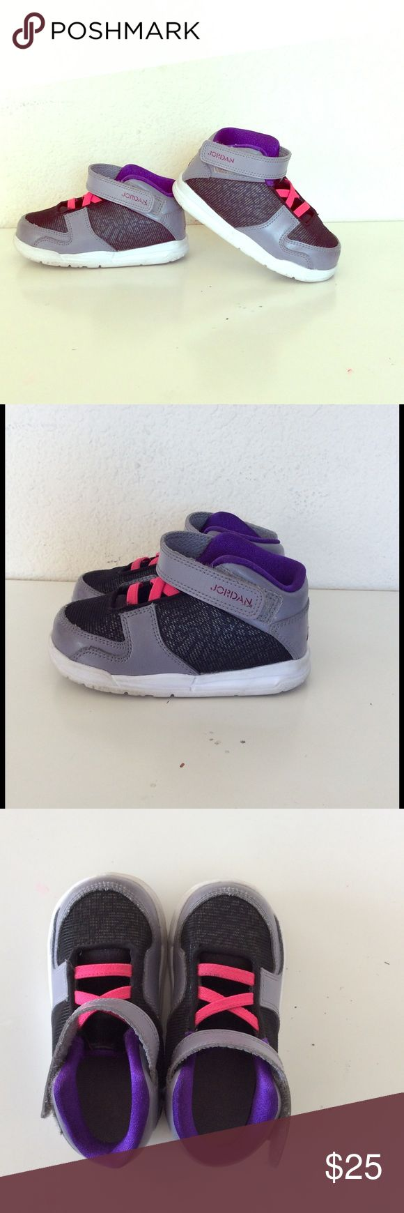 Great used condition Nike Jordan size 7C Great used condition Nike Jordan size 7C (13cm) for toddler Nike Shoes Sneakers