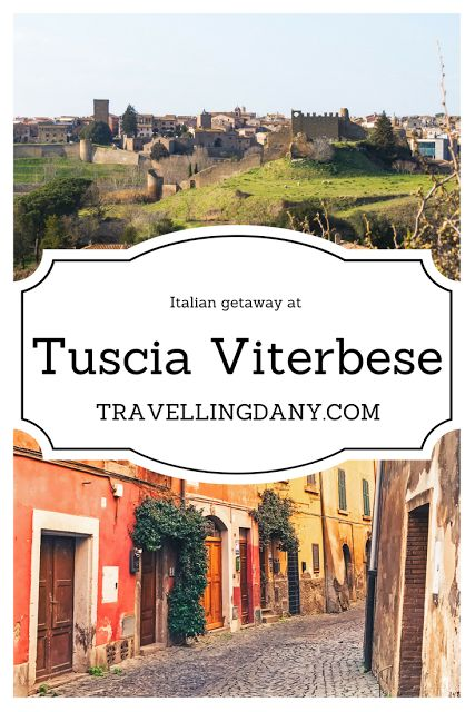 Italian getaway at Tuscia Viterbese