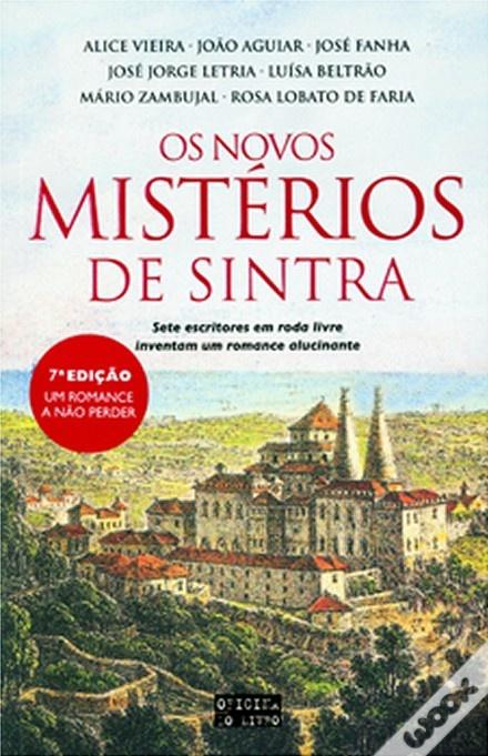 Os Novos Mistérios De Sintra (eBook), Alice Vieira - WOOK