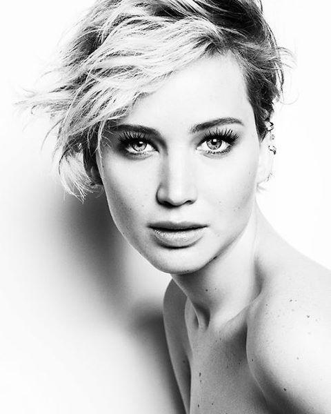 Jennifer Lawrence #Fashion #Looks #Beauty #Style #Face #Stylish #Lady #Lips #Frisur #Haarschnitt #Haar #Makeup #Wimpern #Wimpern #Brauen #Brauen ...