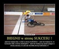 Biegnij w stronę sukcesu