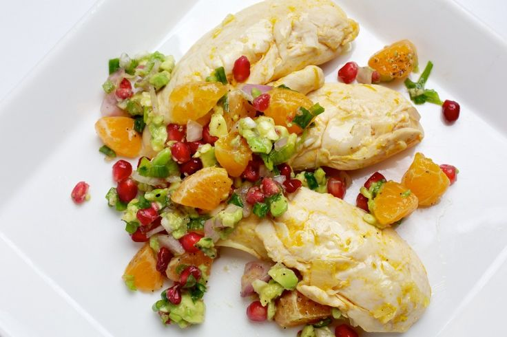 poached chicken chicken poached with thyme and leeks poached chicken ...