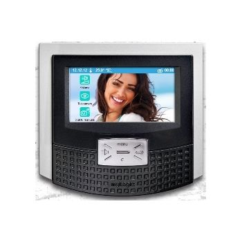 Hands-free, colour videointercom for Duo system