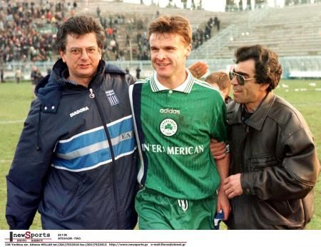 Krzysztof Warzycha-Panathinaikos FC 22