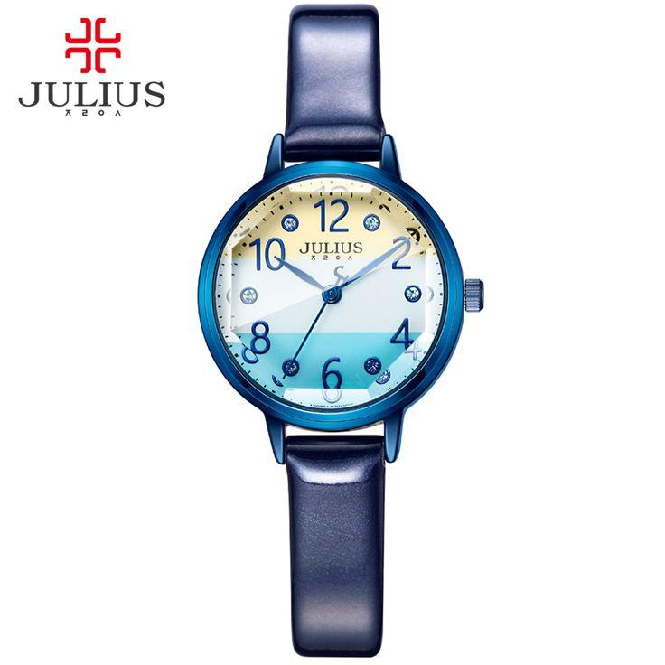 JULIUS Logo Top Brand Fashion Ladies Rose Gold Watches Style Rhinestone Watches Women Prices Cheap Watches China Dropship JA-930#fake watches china