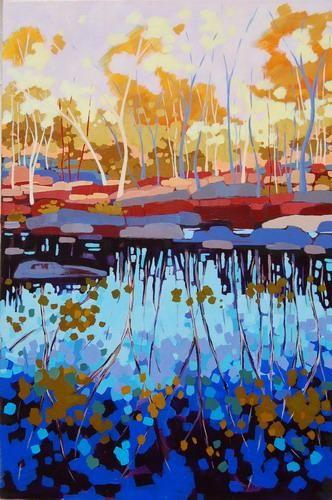 Peta Miller - Visual Artist - Perth - Western Australia - Art Works - Kimberley
