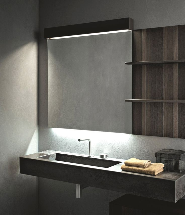 17 Best Ideas About Mirror With Led Lights On Pinterest