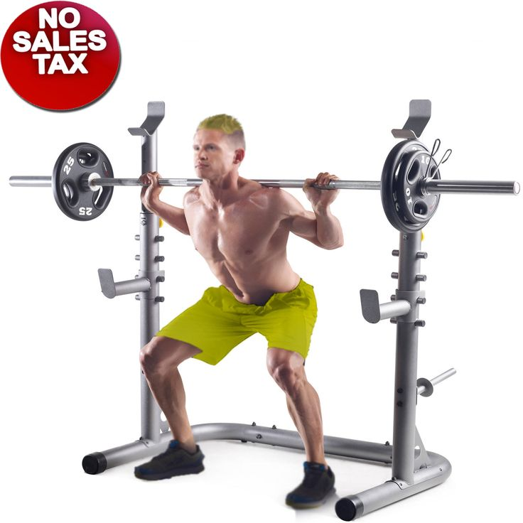 (adsbygoogle = window.adsbygoogle    []).push();     (adsbygoogle = window.adsbygoogle    []).push();   SQUAT STAND WORKOUT GYM Power Rack Weight Lifting Home Fitness Equipment Gear  Price : 110.95  Ends on : 2 days  View on eBay      (adsbygoogle = window.adsbygoogle    []).push();