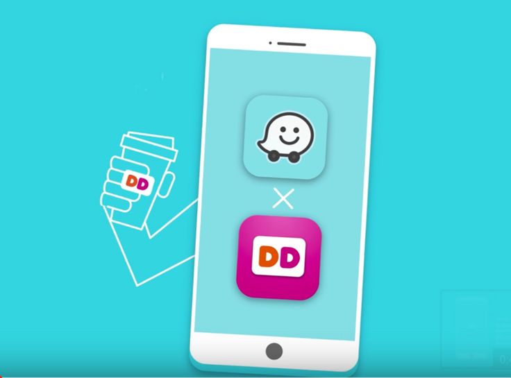 Google partners with Dunkin' Donuts to add order-ahead to Waze