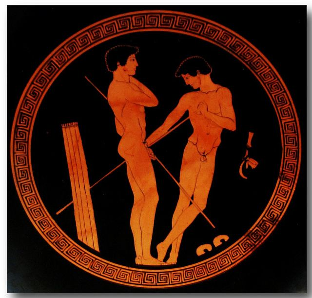 Ancient Greek pottery decoration 143 by Hans Ollermann, via Flickr