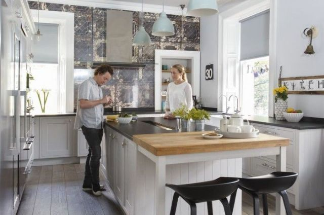 Tour the Scandi-chic home of celebrity chef Tom Kitchin  - housebeautiful.co.uk