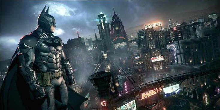 Batman: Arkham Knight Trainer