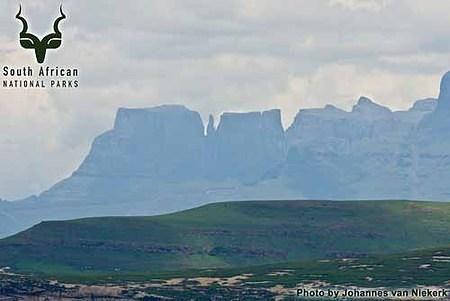 Golden Gate Highlands - freestate, South Africa