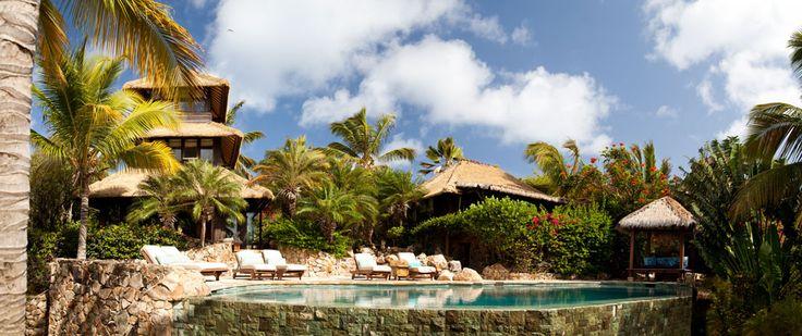 Necker Island in the British Virgin Islands - #Necker #Island http://www.neckerisland.virgin.com/en/necker_island