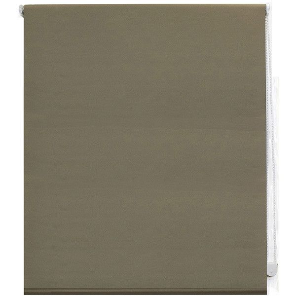 radiance room darkening roller shade 145 cad liked on polyvore featuring home home decor window treatments window blinds room darkening window