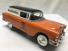 Dealer Exclusive Limited Edition Diecast Bank Car Harley Davidson Kansas City MO