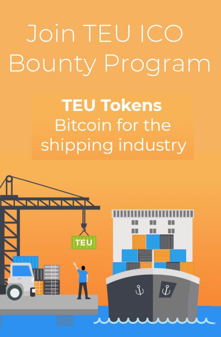 TEU ICO Bounty Program