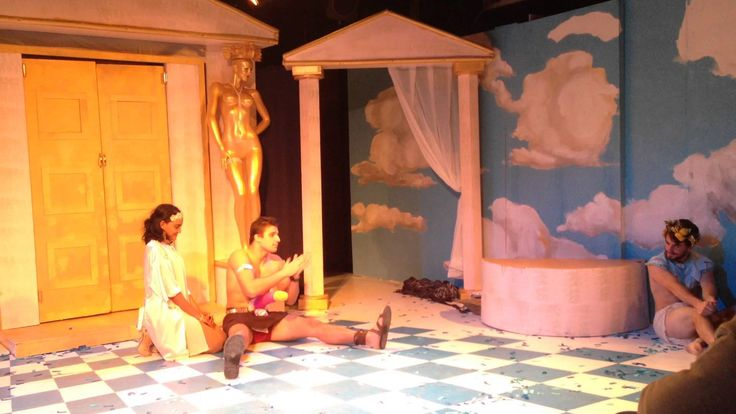 Lysistrata Full Play Baruch College - Baruch Performing Arts Center